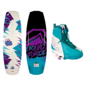 Liquid Force Harley Wakeboard With Harley Bindings 2014, , medium