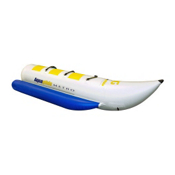Aquaglide Metro Banana Boat 6 Person Towable Tube, , medium