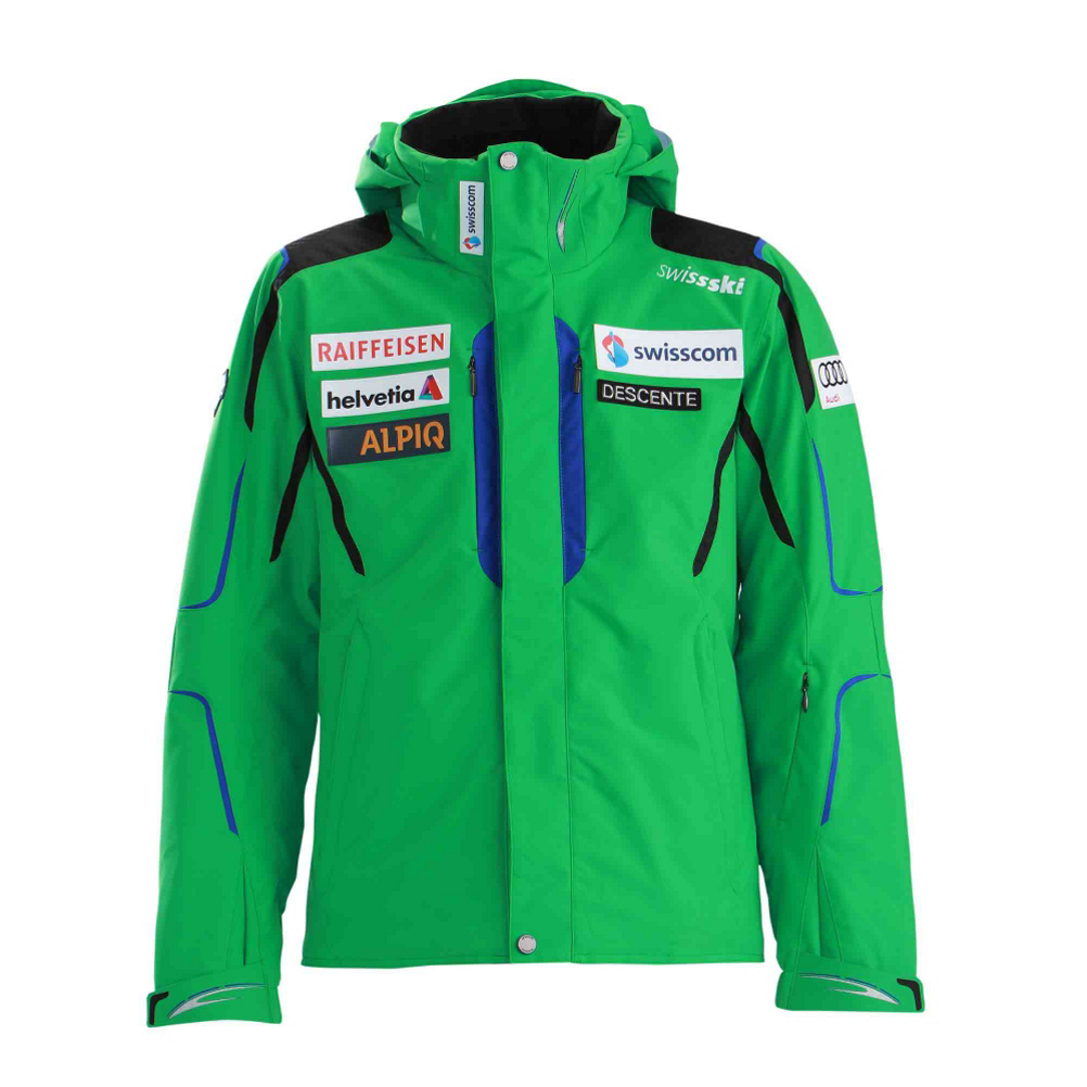 Descente Swiss WC Patch Mens Insulated Ski Jacket