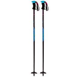 Kerma NV Fiber Womens Ski Poles, , 256