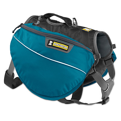 Ruffwear Approach Pack, Pacific Blue, viewer
