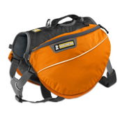 Ruffwear Approach Pack, Campfire Orange, medium