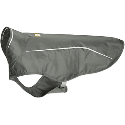 Ruffwear Sun Shower Rain Jacket, Granite Gray, viewer