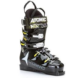 Atomic Redster Pro 120 Ski Boots, Solid Black-Solid Black, 256