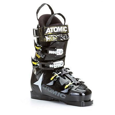 Atomic Redster Pro 120 Ski Boots, Solid Black-Solid Black, viewer