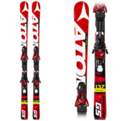 Atomic Redster FIS GS Junior Race Skis with XTO 10 Bindings, , medium