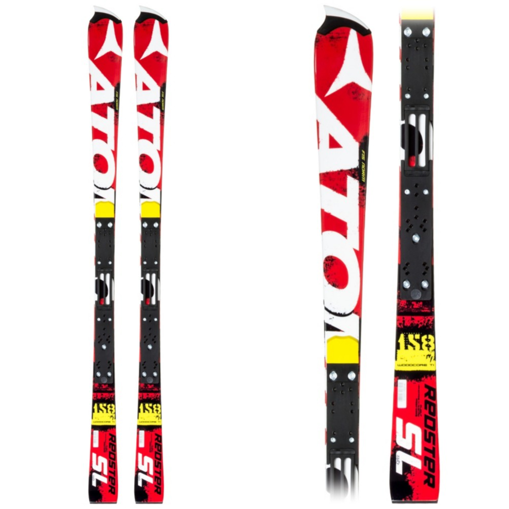atomic redster fis sl womens race skis jaxworks
