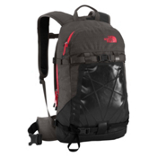 The North Face Slackpack 20 Backpack, Fiery Red-TNF Black, medium