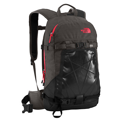 The North Face Slackpack 20 Backpack, Fiery Red-TNF Black, viewer