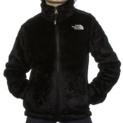 The North Face Osolita Girls Jacket, TNF Black, medium
