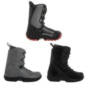 Used Basic Boys Snowboard Boots, , medium