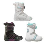 Used Premium Boa Girls Snowboard Boots, , medium