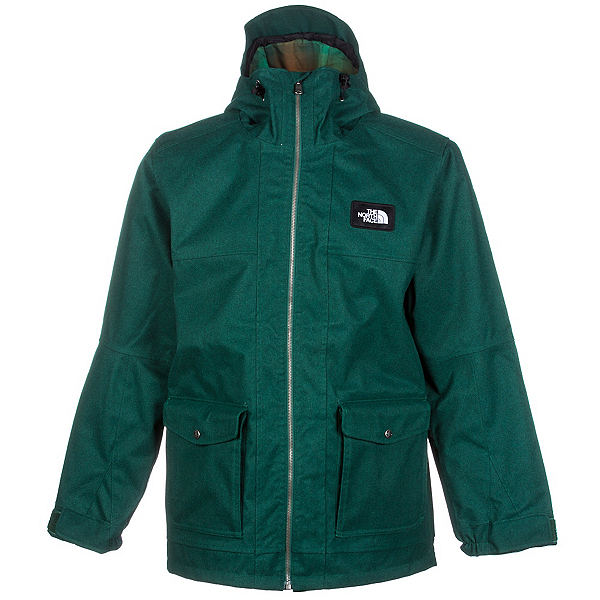 The North Face Tight Ship Mens Shell Ski Jacket, , 600