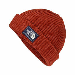 The North Face Salty Dog Beanie Hat, Ketchup Red-Brandy Brown Marl, 256