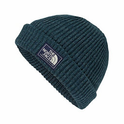 The North Face Salty Dog Beanie Hat, Kodiak Blue-Conquer Blue Marl, 256