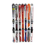 Used Boys Flat Kids Skis, , medium