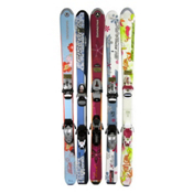 Used Girls Flat Girls Skis, , medium