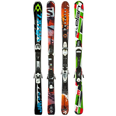 Used System Boys Kids Skis, , viewer