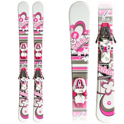 Used Twin Tip Girls Skis, , 256