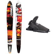 Connelly Outlaw Adjustable Slalom Water Ski 2014, , medium