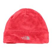 The North Face Denali Thermal Beanie Womens Hat, Rambutan Pink, medium
