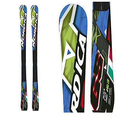 Nordica Dobermann GSJ Junior Race Skis, , viewer