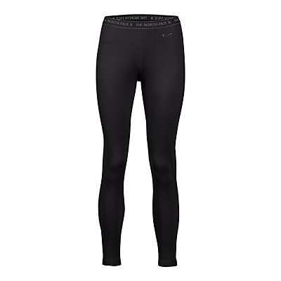 The North Face Warm Tight Womens Long Underwear Pants, TNF Black, viewer