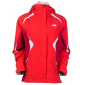 The North Face Boundary Triclimate Womens Insulated Ski Jacket, Rambutan Pink-Cerise Pink-High, medium