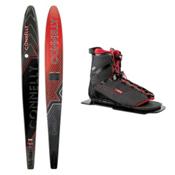 Connelly Carbon V Slalom Water Ski, , medium