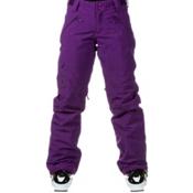 The North Face Freedom LRBC Insulated Womens Ski Pants, Gravity Purple, medium