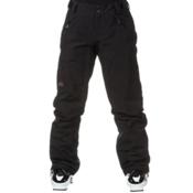 The North Face Freedom LRBC Insulated Womens Ski Pants, TNF Black, medium