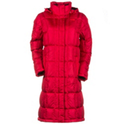 The North Face Metropolis Parka Womens Jacket, TNF Red, medium