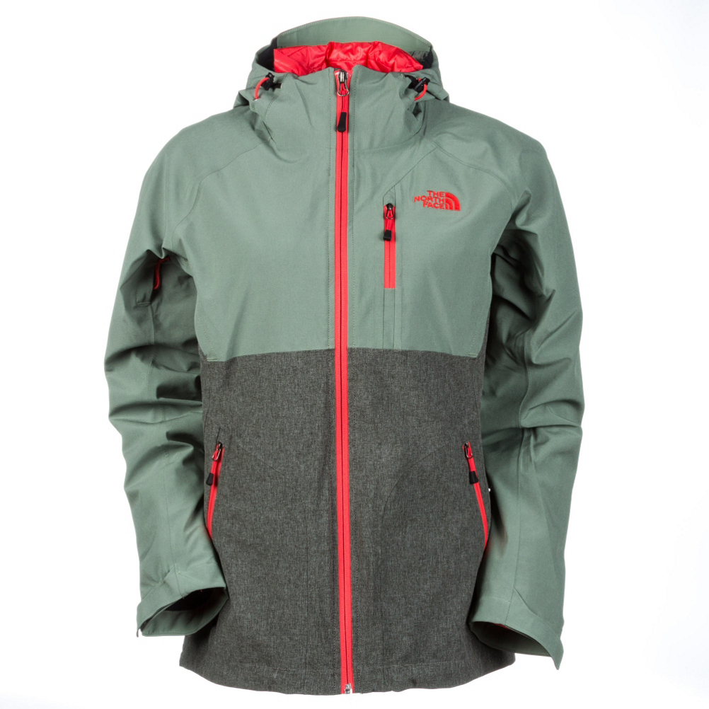The North Face ThermoBall Triclimate Womens Insulated Ski Jacket