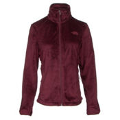 The North Face Osito 2 Womens Jacket, Deep Garnet Red, medium