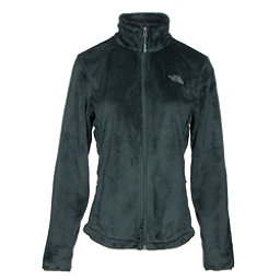 The North Face Osito 2 Womens Jacket, Darkest Spruce, 256