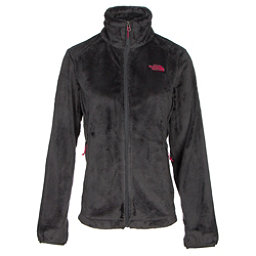 The North Face Osito 2 Womens Jacket, Asphalt Grey-Cerise Pink, 256
