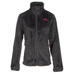 The North Face Osito 2 Womens Jacket, Asphalt Grey-Cerise Pink, 256