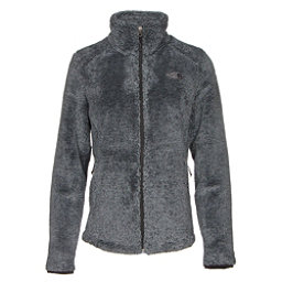 The North Face Osito 2 Womens Jacket (Previous Season), TNF Black-Mid Grey Stripe, 256