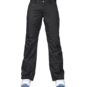The North Face Sally Womens Ski Pants, TNF Black, medium