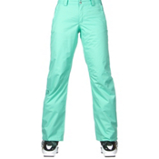 The North Face Sally Womens Ski Pants, Surf Green,