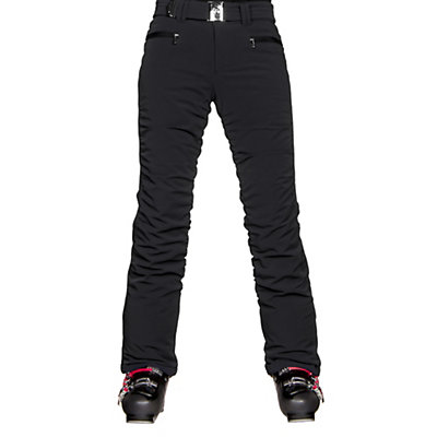 Bogner Luna Womens Ski Pants, Black, viewer
