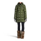 Bogner Ann D Womens Jacket, Pine Green, medium