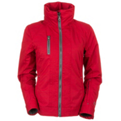 Nils Kendall Womens Insulated Ski Jacket, Red, medium