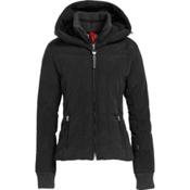 Bogner Fire + Ice Fenja D Womens Jacket, Black, medium