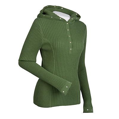 Nils Sophia Womens Sweater, White, viewer