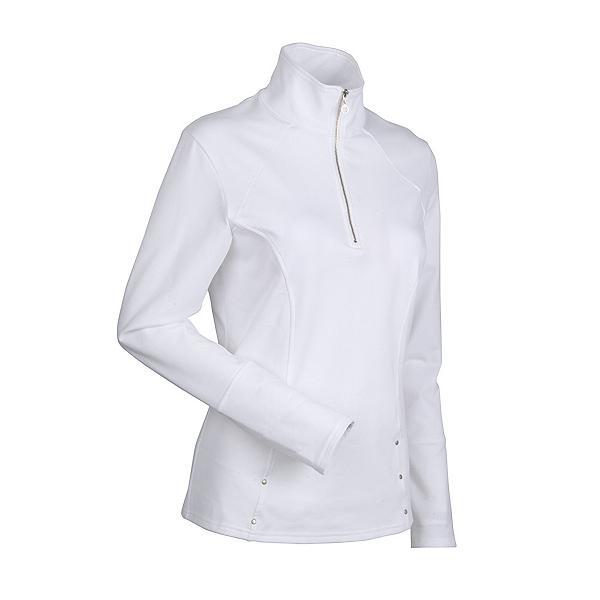 NILS Bronwyn Womens Mid Layer, White, 600