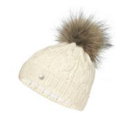 Bogner Fire + Ice Drew Womens Hat, White, medium