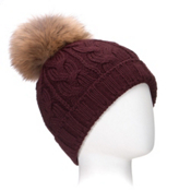 Bogner Fire + Ice Drew Womens Hat, Berry, medium
