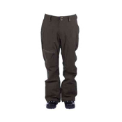 Cappel Calling Mens Snowboard Pants, Canteen Tweed, medium