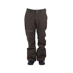 Cappel Calling Mens Snowboard Pants, Canteen Tweed, 256